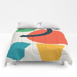 Abstract No.4 Comforters
