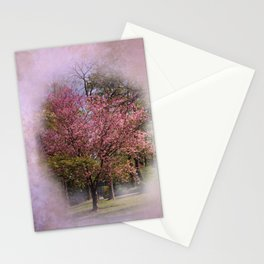 pink summerfeelings Stationery Cards