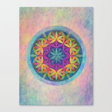 The Flower of Life variation Canvas Print