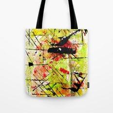 In The Falling Rain Tote Bag