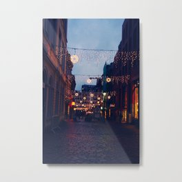 Holiday in Aachen Metal Print