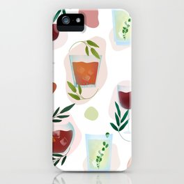 After Work Drinks iPhone Case