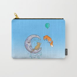 The fox and the cat Carry-All Pouch