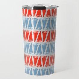 Tee Pee Navy Travel Mug