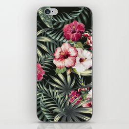 Tropical leave pattern 11.1 iPhone Skin