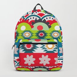 Bright spring Backpack