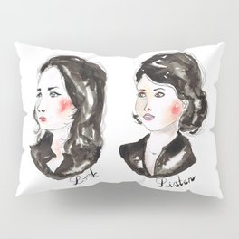 My Favorite Murder ssdgm LOOK-LISTEN Pillow Sham