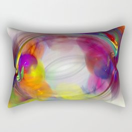 bubbles 1 Rectangular Pillow