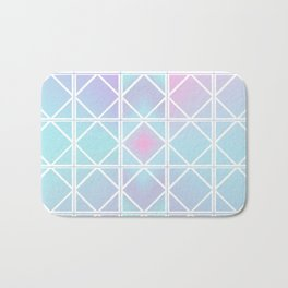 Spring Triangle Square Bath Mat