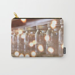Mason Jars 3 Carry-All Pouch