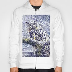 Moonlight and Frost Hoody