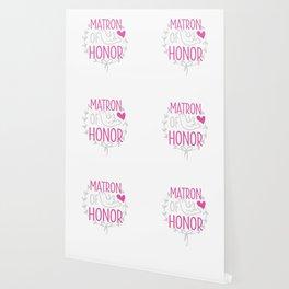 Matron Of Honor Bridesmaid Maid Of Honor Wallpaper