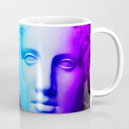Ancient neon gods #3: Venus de Milo Coffee Mug