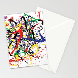 Pollock Remembered by Kathy Morton Stanion Stationery Cards