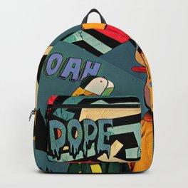 Three friends Backpack
