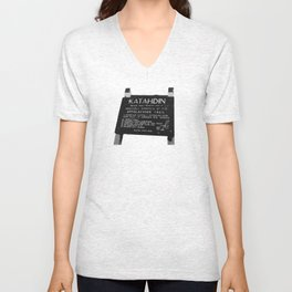 To Katahdin Unisex V-Neck
