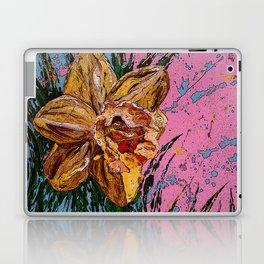 Barbara's flower Remix 1 Laptop & iPad Skin