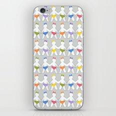You Go Girl iPhone & iPod Skin