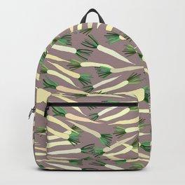 Daikon Radish Carrot Roots Backpack