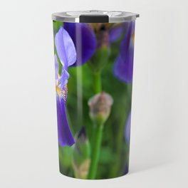Iris Parade Travel Mug