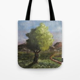 There is Always a Way Tote Bag