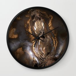 Voice Wall Clock
