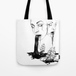 They : Water Tote Bag
