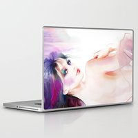 naked Laptop & iPad Skins featuring naked by tatiana-teni