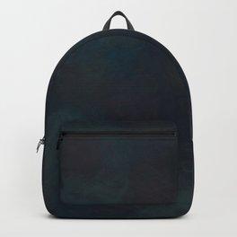 Grunge dark violet blue Backpack