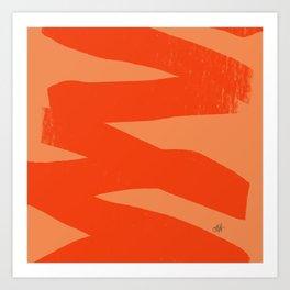 Ambience 035 modern Art Print