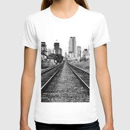 Road to progress T-shirt