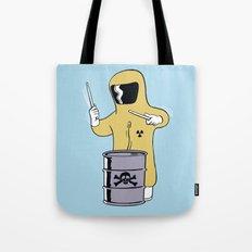 Toxic Beats Tote Bag