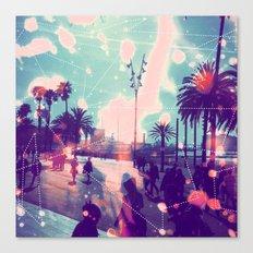constellations (1) Canvas Print