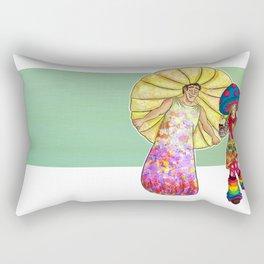 dance magic dance Rectangular Pillow