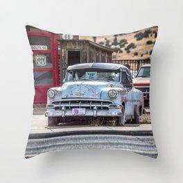 Classic Convertible Throw Pillow