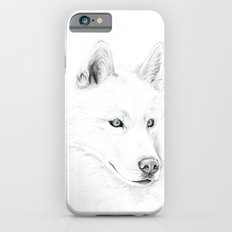 Saber :: A Siberian Husky Slim Case iPhone 6s