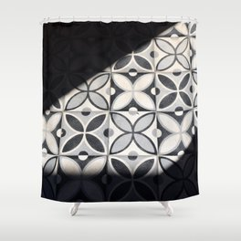 Playing with Light (Marrakech) Shower Curtain