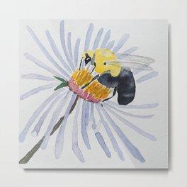 Honey Bee good Metal Print