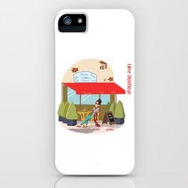 Love Honfleur iPhone Case