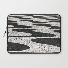 Portuguese pavement Laptop Sleeve