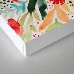 Flower Joy Canvas Print