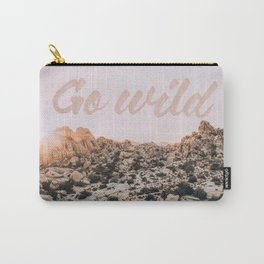 Go Wild Carry-All Pouch