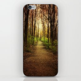 Woodland Wander iPhone Skin