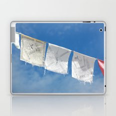Flags in the Breeze Laptop & iPad Skin