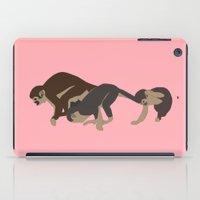 arctic monkeys iPad Cases featuring monkeys by Design4u Studio