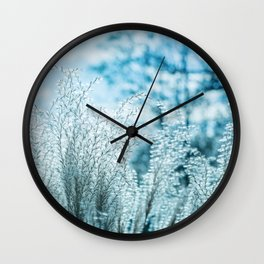JW Photography Wall Clock