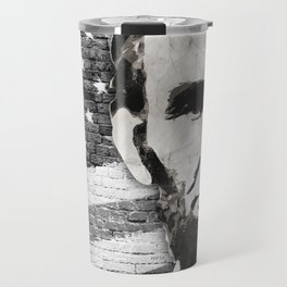 President Abraham Lincoln Travel Mug