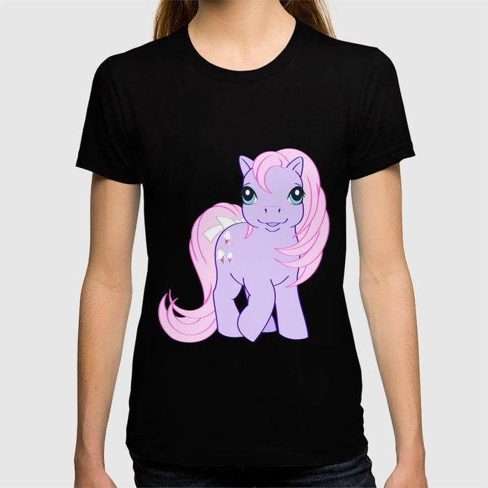 g1 my little pony baby lickety split T-shirt
