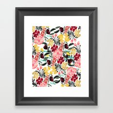 Wild Garden II Framed Art Print