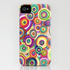 uneven universe iPhone (4, 4s) Slim Case